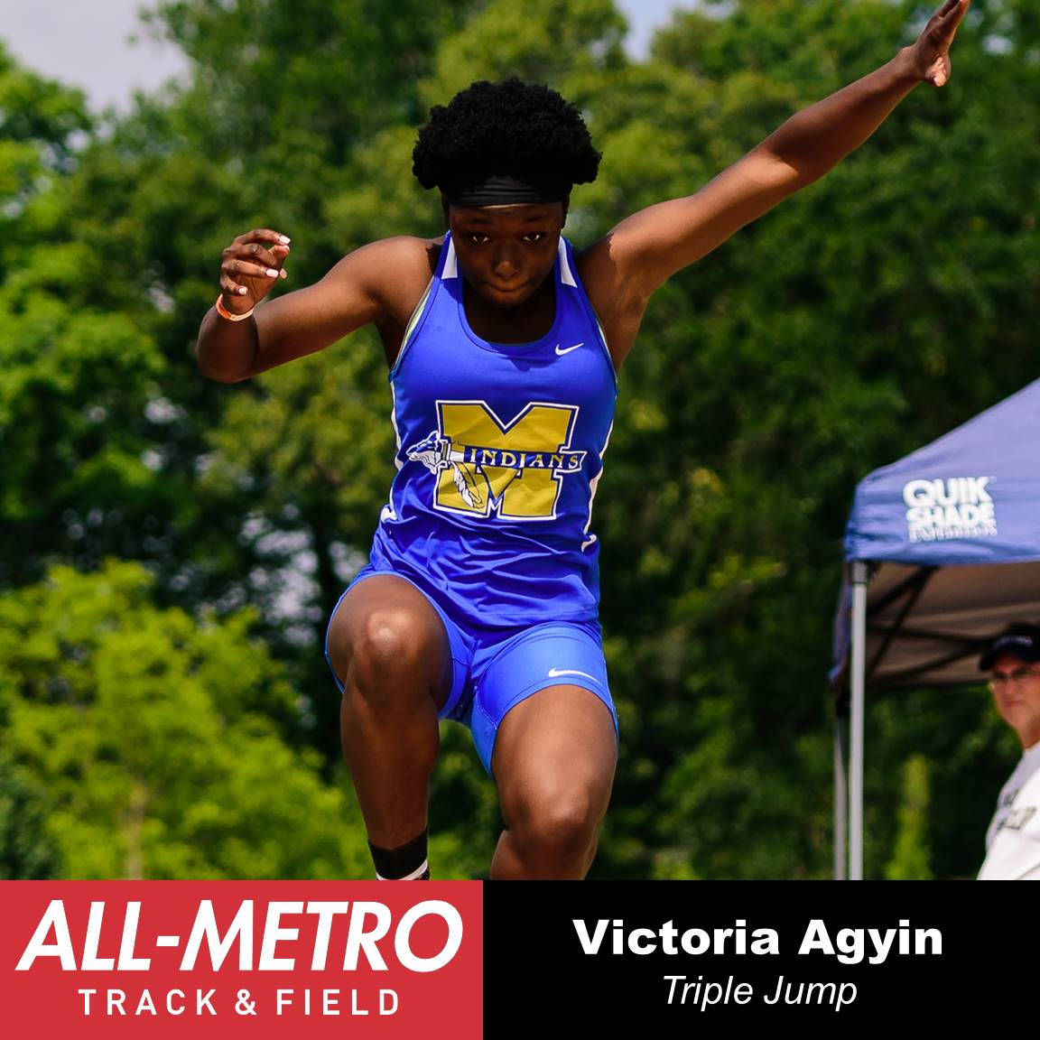 HS Girls Outdoor Track and Field - Innovation Academy